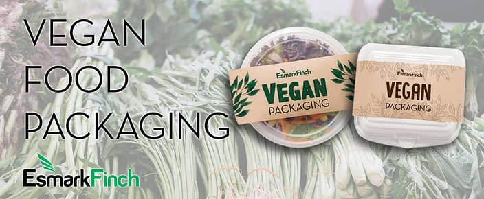 packaging for vegan food products