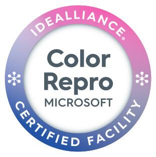 Esmark Finch Pass Microsoft Color Reproduction Certification Program