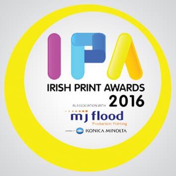 Irish Print Awards 2016 Finalists