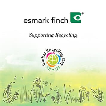 carton packaging Esmark Finch Supporting Recycling